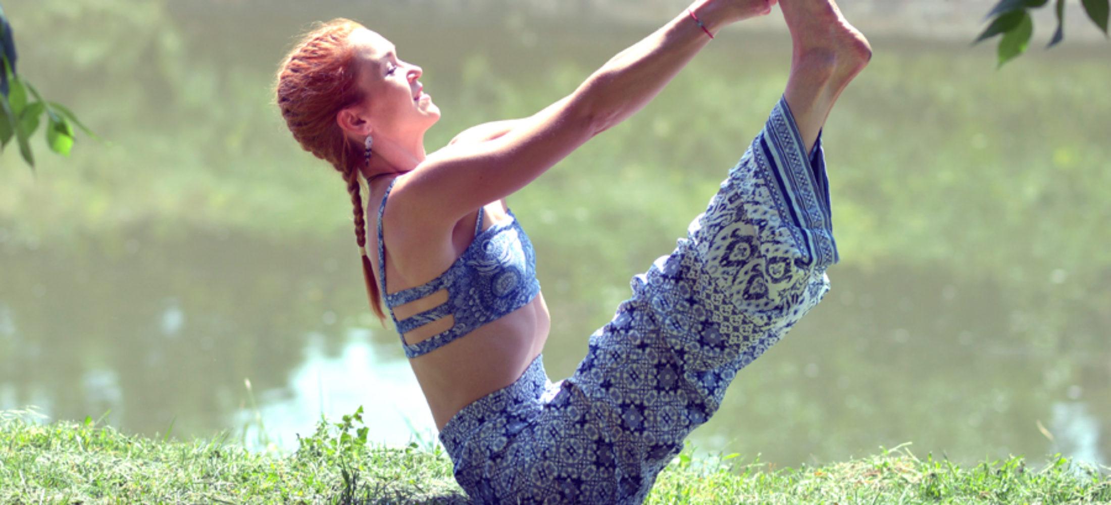 Yoga pentru metabolism și digestie